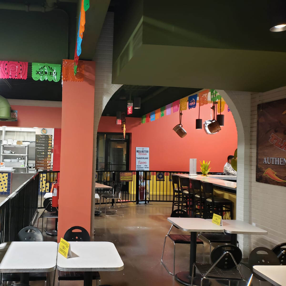 Casa Tlaquepaque Restaurant - El Mercado ( Inside The Boulevard Mall)